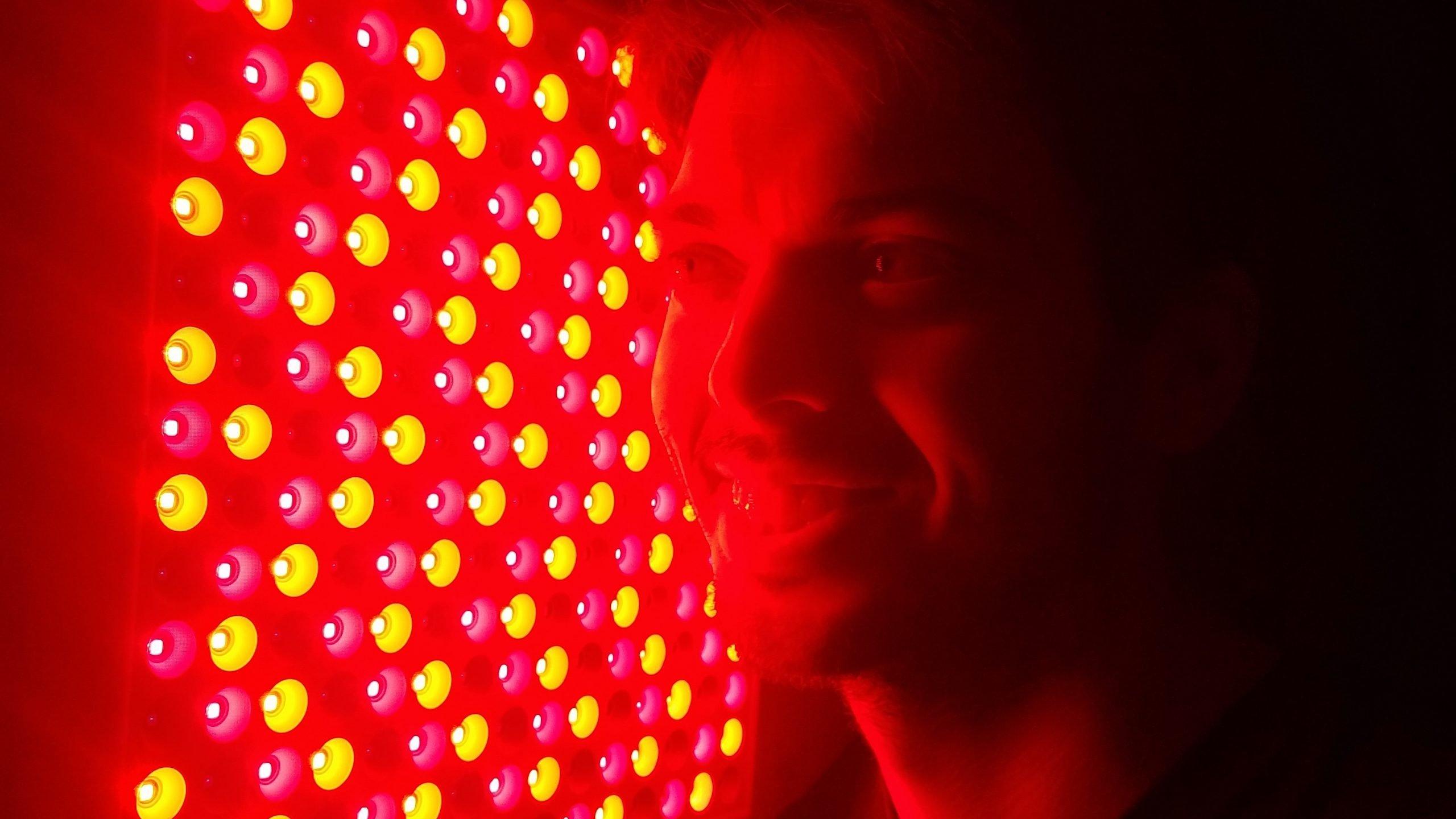 I benefici della luce rossa: intervista ad Andrew di GembaRed